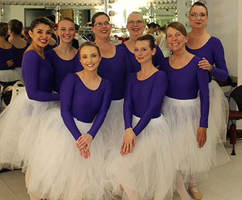 "Ballet Dancers at ""Holiday Spectacular"" dance show to benefit a brand new Kids Kollege scholarship fund through the San Juan College Foundation."
